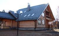 Срубы домов недорого